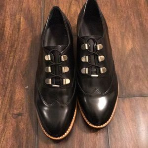 New Rebecca Minckoff women's black shoes size 8M